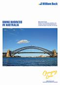 Doing Business in Australia 2017 tile