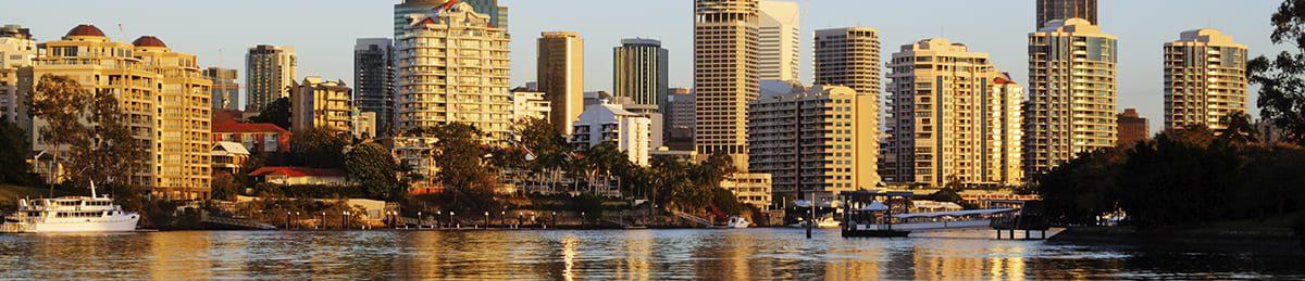 Brisbane banner