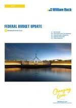 Federal Budget Update 2016 Cover