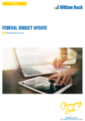 Federal Budget Update Image for Website