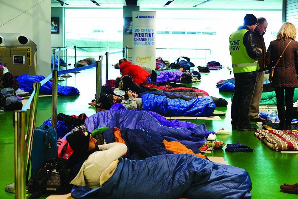 Sleep at the G team