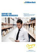 Support for Growing Businesses Brochure Tile