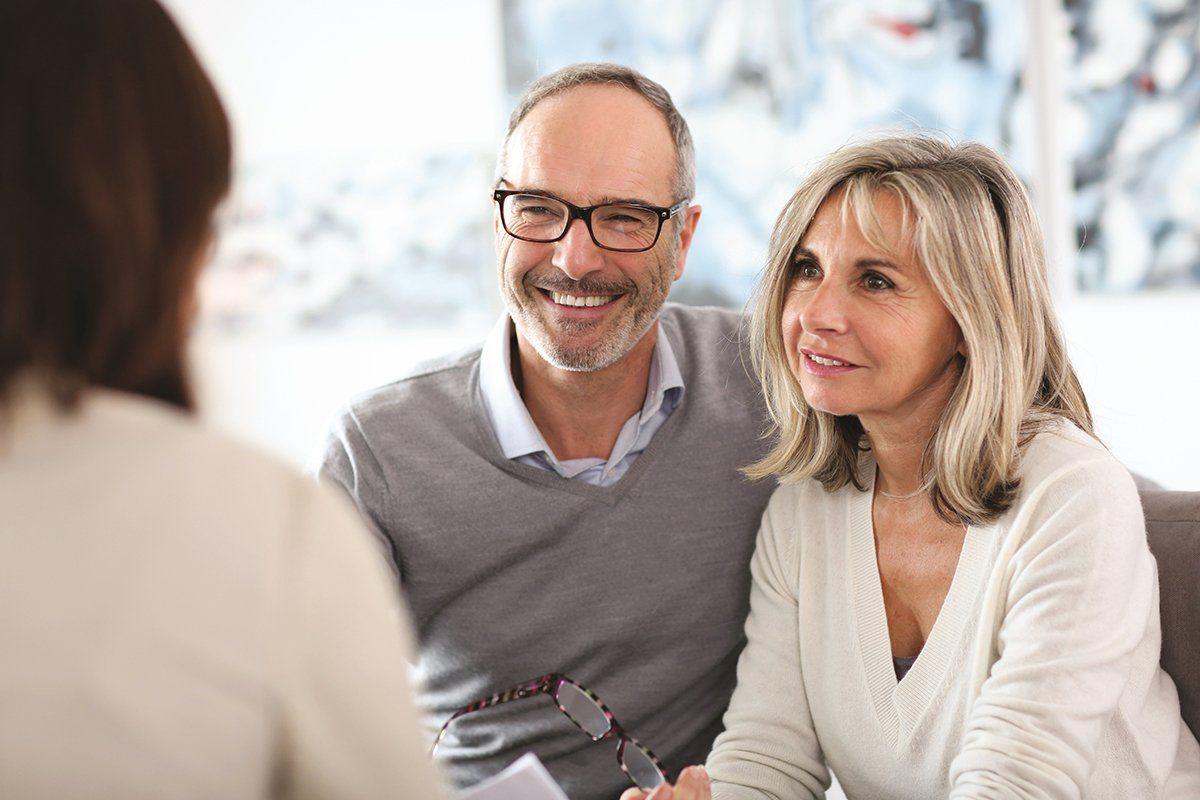 Multi Generational Insurance Tile
