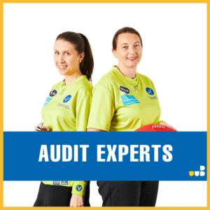Briar Bicos Corrine Siddle Audit Experts